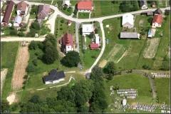 Letecké snímky obce 2010