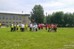 Okresné športové hry seniorov - 2013
