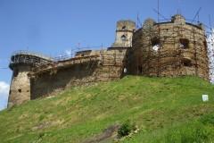 Dôchodcovia na Zborovskom hrade