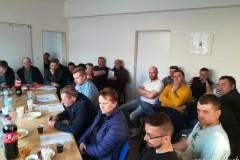 Okrsková porada funkcionárov DHZ a starostov obci