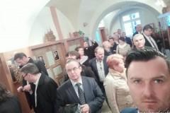 Stretnutie s prešovským arcibiskupom a metropolitom Jánom Babjakom