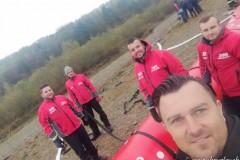 Taktické cvičenie DHZ Kružlov v obci Sveržov.