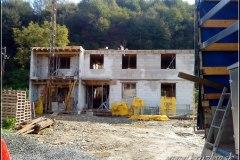 Výstavba nájomných obecných bytov 2010