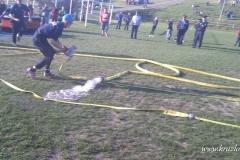 Požiarnická súťaž Kurov 2012