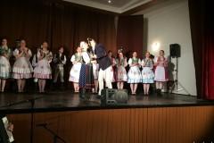 Folklórne vystúpenie - Vargovčan a hostia