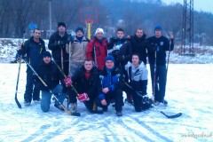 HUTA ARÉNA - hokejový turnaj 02.01.2015.