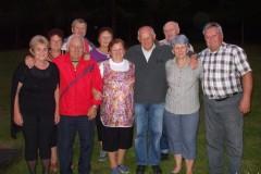 Jednota dôchodcov - opekačka