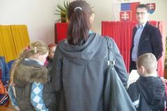 Návšteva žiakov na OcÚ