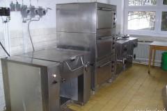 Obnova školskej kuchyne a nábytku