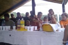 Opekačka s deťmi