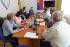 Pracovné stretnutie s poslancom NR SR