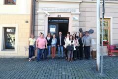 Pracovné stretnutie vrámci cezhraničnej spolupráce - Interreg