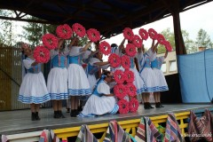 Prehliadka rusínskych zvykov, tradícií a piesní obce Kružlov 2014
