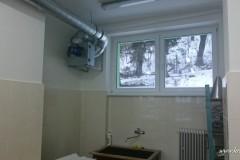 Rekonštrukcia školskej kuchyne