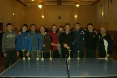 Stolnotenisový turnaj 2010