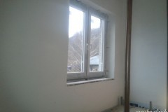 Výmena okien na OcÚ