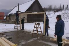Výstavba prístreškov