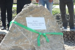 Zahájenie stavby - Protipovodňové opatrenia v intraviláne obce Kružlov